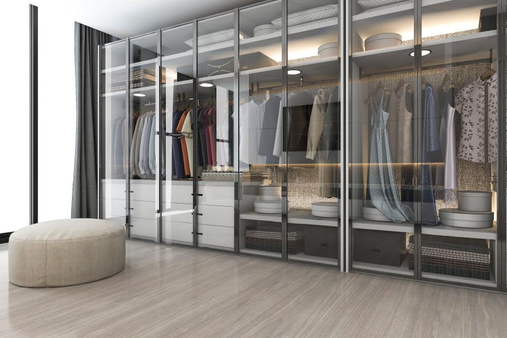 Infusing Natural Light Into Your SLC Closet Setup