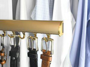 TAG Hardware ELITE MG Belt Rack Application